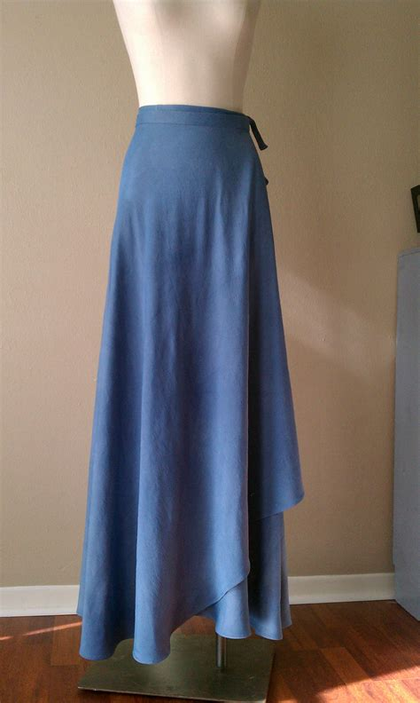 reversible wrap circle skirt sewing projects