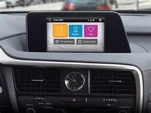 2017 lexus rc luxury sedan technology lexus