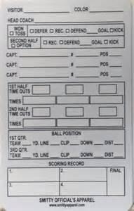 football referee card template football referee card template score