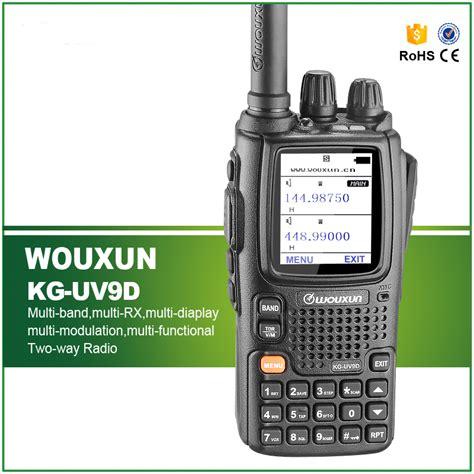 Best Quality Taffware Walkie Talkie Dual Band Radio 8w 128ch Uhf Vhf best price kg uv9d walkie talkie 5w dual band dual display 999ch 136 174 400 512mhz air band