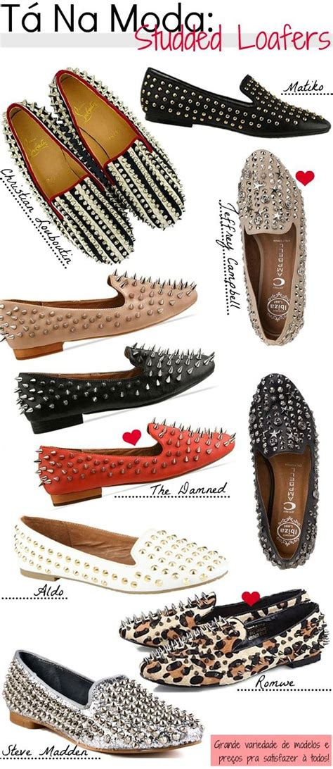 Studed Loafer Shoes best 25 studded loafers ideas on studded