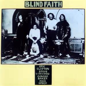 Blind Faith Greatest Hits Blind Faith Eric Clapton Steve Winwood In The Studio