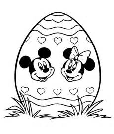 Galerry coloring pages to print easter