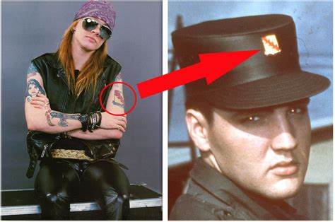 axel rose tattoo axel collection