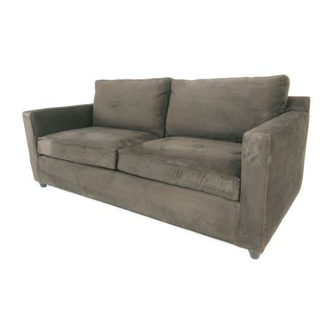 crate and barrel lounge sofa review davis sofa 44 off crate barrel davis grey sofa sofas thesofa