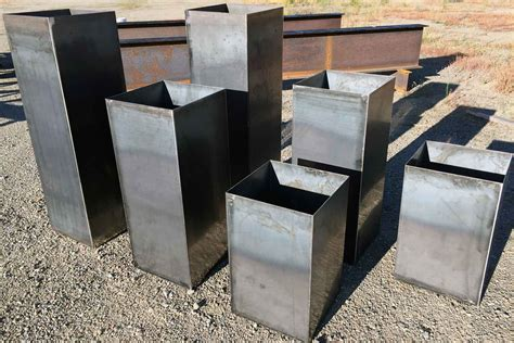 steel planter boxes custom steel planter boxes by louswelding on etsy