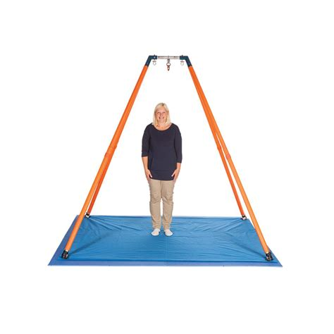 suspension swing haley s joy on the go swing frame 3 pt suspension size