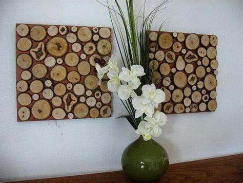 Wall Handmade Decoration - diy wall for living room