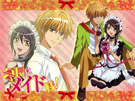 imagenes de anime kaichou wa maid sama dipendenza da shoujo