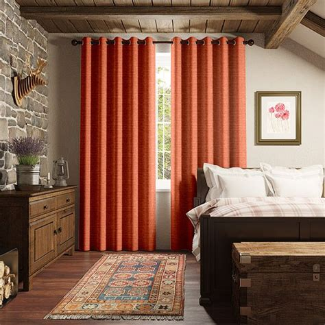Curtains With Orange Walls 25 Best Ideas About Burnt Orange Curtains On Burnt Orange Decor Burnt Orange