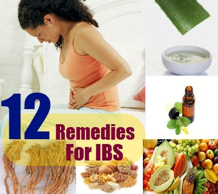 12 remedies for ibs irritable bowel