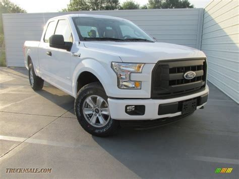 ford  xl supercab   oxford white  truck  sale