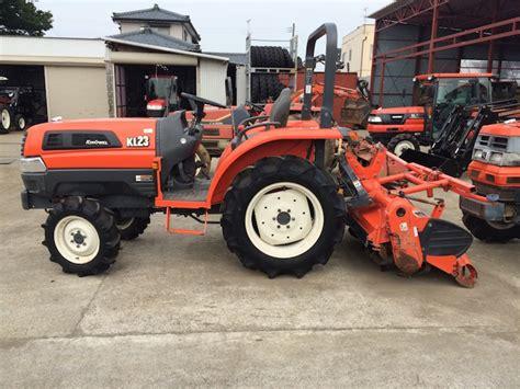 kubota side by side prices kubota tractor kl23 side rotary rl14k