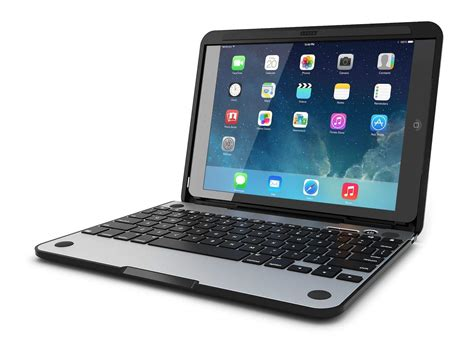 ipad it cruxencore a laptop emulating case for the ipad air