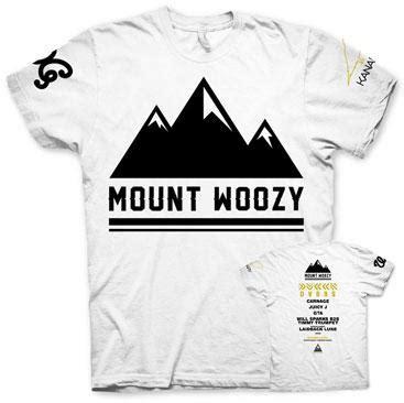 T Shirt Dvbbs Woozy 04 dvbbs