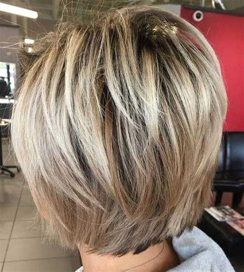 blonde bob frisur haarschnitt bob frisuren und kurzer