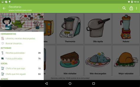 descargar de cocina descargar recetas de cocina para android mira c 243 mo hacerlo