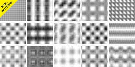 pattern unlock pixel 2 450 free repeatable pixel patterns for photoshop pat