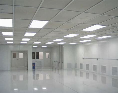 clean room modular hardwall cleanroom design