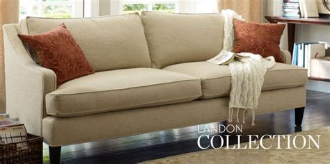 pottery barn landon sofa 17 best images about pottery barn on pinterest master