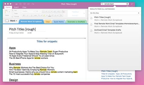 word notebook layout vs onenote evernote vs onenote the best app for note taking