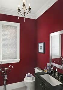 Superbe Couleur Tendance Interieur Maison #6: Tendance-couleurs-salle-de-bain-rouge.jpg