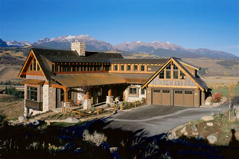 Modern Prairie Style House Plans contemporary craftsman style time to build