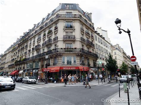 casa vacanze parigi casa vacanza a parigi 2 camere da letto le marais pa