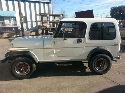 Jeep Cj For Sale By Owner 1982 Jeep Cj 7 Classic Car Sale By Owner In Littleton