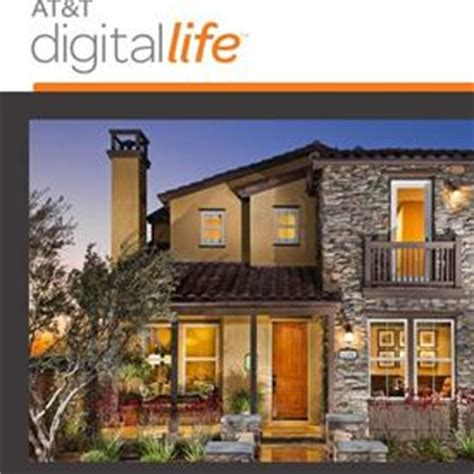 at t brings home automation digital service to more