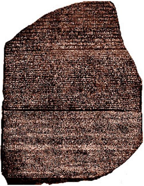 rosetta stone deciphered chollion deciphered rosetta stone