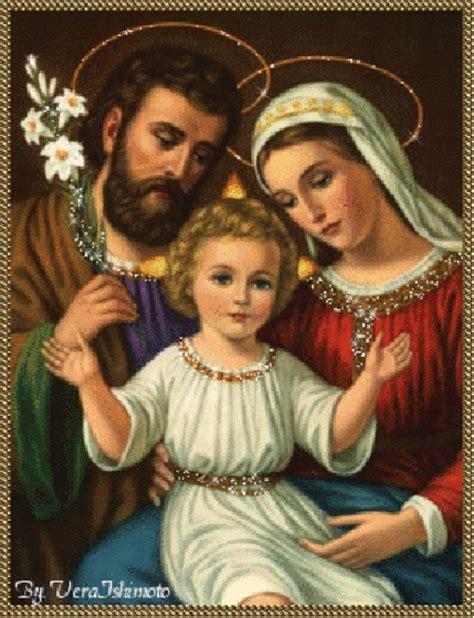imagenes de jesus y la virgen maria juntos cristo minha certeza ter 199 o da sagrada fam 205 lia jesus