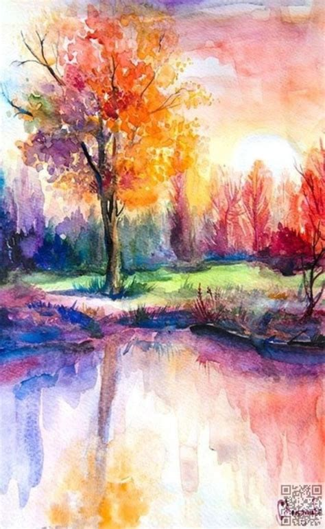 water color ideas 60 easy watercolor painting ideas for beginners