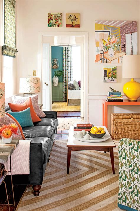colorful ideas  small house design southern living