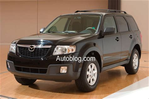 mazda tribute 2012 2012 mazda tribute preview