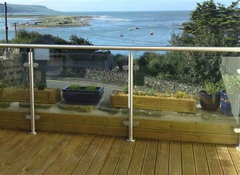 plexiglass deck railing factory supply plexiglass deck railing buy plexiglass