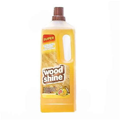 Shiny Floor Cleaner by Wood Shine Floor Cleaner 1l