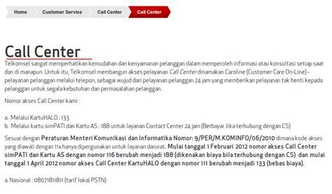 email pengaduan telkomsel call center nomor call center telkomsel