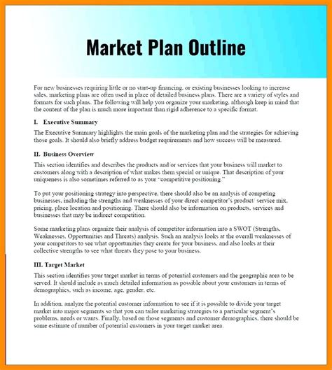 strategic marketing plan template free strategic marketing plan template marketing plan template