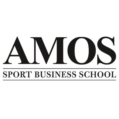 Sports Business Mba by Amos Sport Business Amos School