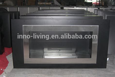 stainless steel fireplace insert stainless steel fireplace insert ethanol fuel buy