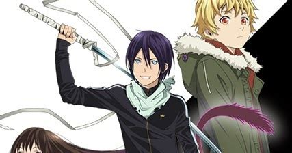 tokoh anime yang ikemen realオタク noragami