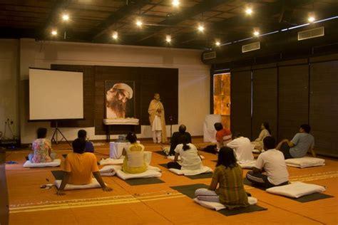 Isha Foundation Cottage Booking by Nalanda Conference Center Isha Center Isha