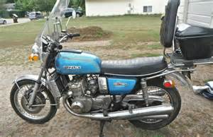 Suzuki Water Buffalo For Sale 1975 6 Suzuki Gt750 Water Buffalo For Sale On 2040motos
