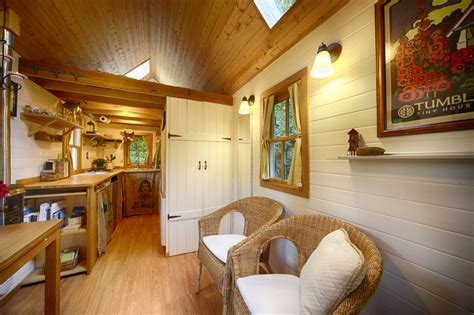 Tiny House Tour by Tiny House Tour Bayside Bungalow The Tiny