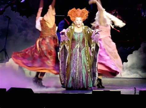 bette midler in hocus pocus costume bette midler revives hocus pocus in concert out magazine