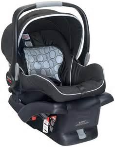 Britax b safe infant car seat black free shipping