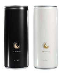 28 Energy Drink: Black and White Review