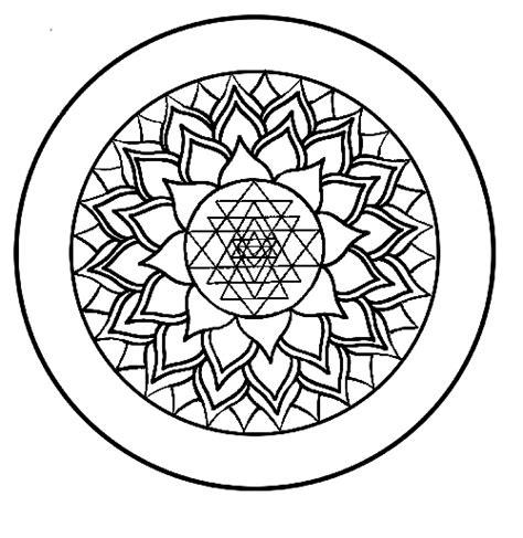 free chakra mandala coloring pages freecoloring4u com