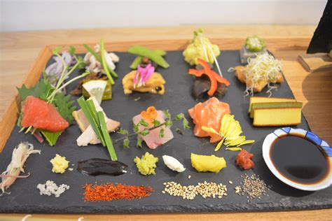make your own food awomb make your own sushi at kyoto s experimental dining destination the japan times